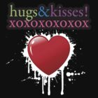 Hugs and Kisses xoxox by cogtees