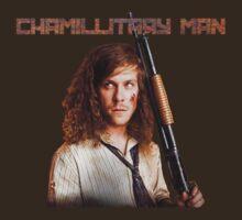 Chamillitary Blake by luigi2be
