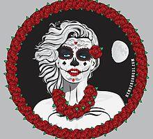 Dia de los Marilyn by HendersonGDI