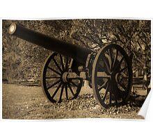 Civil War Iron Poster