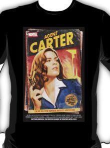 Agent Carter Short Poster T-Shirt