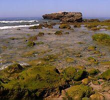 Albufeira/ Praia dos Aveiros Beach. by mariarty