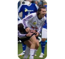 Harry Styles scores a penalty iPhone Case/Skin