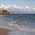 A day at the beach by georgiegirl