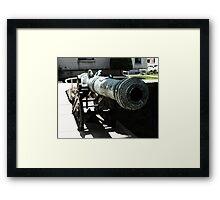 Annapolis Canon Framed Print