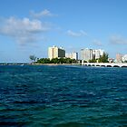 Playa Condado by picart
