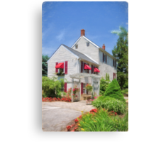 Afternoon In June Canvas Print