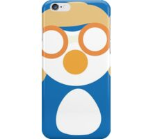 Minimalistic Pororo iPhone Case/Skin