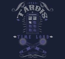 Time Lord by absolemstudio