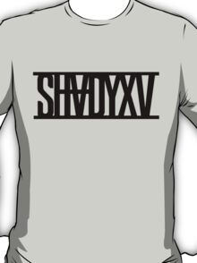 ShadyXV Black  T-Shirt