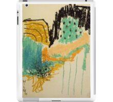 internal landscape #3 iPad Case/Skin