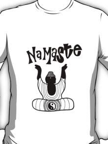 """""""Namaste"""" Buddha T-Shirt"""