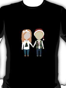 Weirdo/Control Freak - Lafontaine & Perry Stylized Print T-Shirt