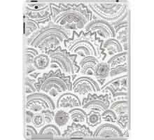 b&w zen iPad Case/Skin