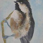 Chickadee by Theodora