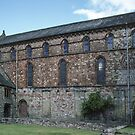 Church Lanercost Priory Cumbria England 198405260027 by Fred Mitchell