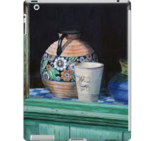 The French Potter's Window iPad Case/Skin