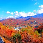 Fall in Gatlinburg by Michael Schaefer