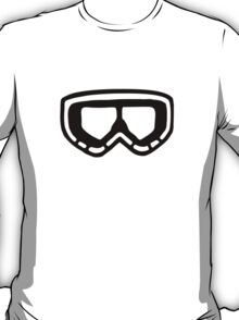 Snow Goggles T-Shirt