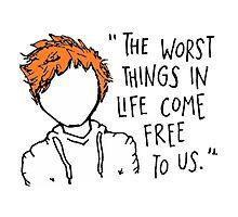 Ed Sheeran Photographic Print