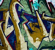 Graffiti. Street Art in Australia 5 by RGKphotos