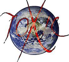 toxic earth by tat2ts