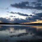 Lake Massabesic by Lesley Morgan