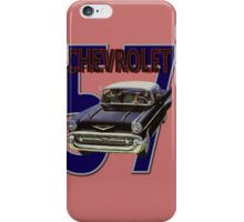 57 Chevy iPhone Case/Skin