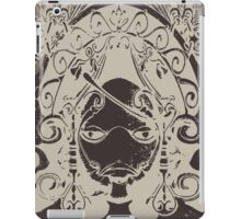 1 Step To Become Grimoire Weiss iPad Case/Skin