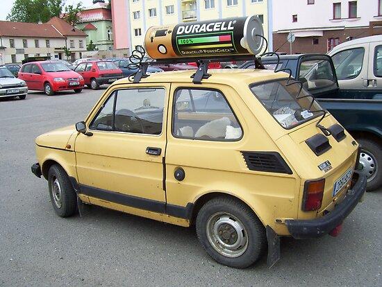 """ Petrol, who needs petrol. by John  Smith"