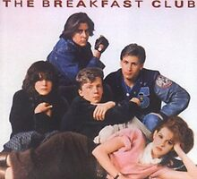 The Breakfast Club  by chaneld99