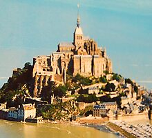 mount saint michel by cool3water