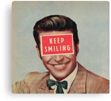 Solid Advice  Canvas Print