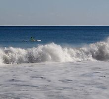 Ocean kayaker by georgieboy98