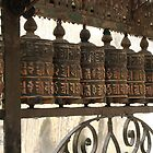 Swayumbunath Prayer Wheels by kateabell