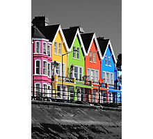 Psychedelic Terrace Photographic Print