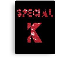 Special K Canvas Print
