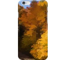 Sunny, Warm and Colorful - Autumn Impressions iPhone Case/Skin
