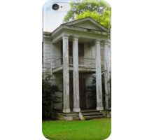 The Frith-Plunkett House iPhone Case/Skin
