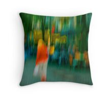 Mary Jane Throw Pillow