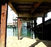 Under the Pier by Andrew Turley