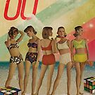 Modern Vintage Collection -- Beach Days Are Over by Elo Marc