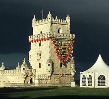Torre de Belem by Kasia Nowak