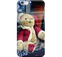 How much is that teddy in the window iPhone Case/Skin