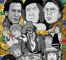 the Goonies collage by gjnilespop