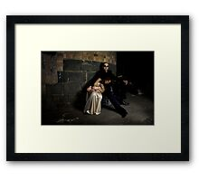 Lola & The Mentor - The Early Years Framed Print