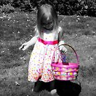 *The Easter Basket* by Darlene Lankford Honeycutt