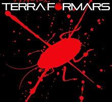 Terraformars cockroach by gamermanga