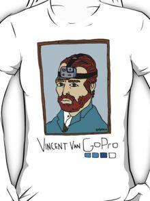 Vincent Van GoPro T-Shirt