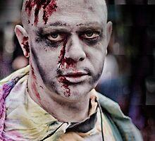 Zombie Walk (1) by Reg  Lyons